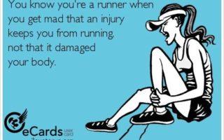 Running Injury! Less Than 9 weeks Until The NYC Marathon