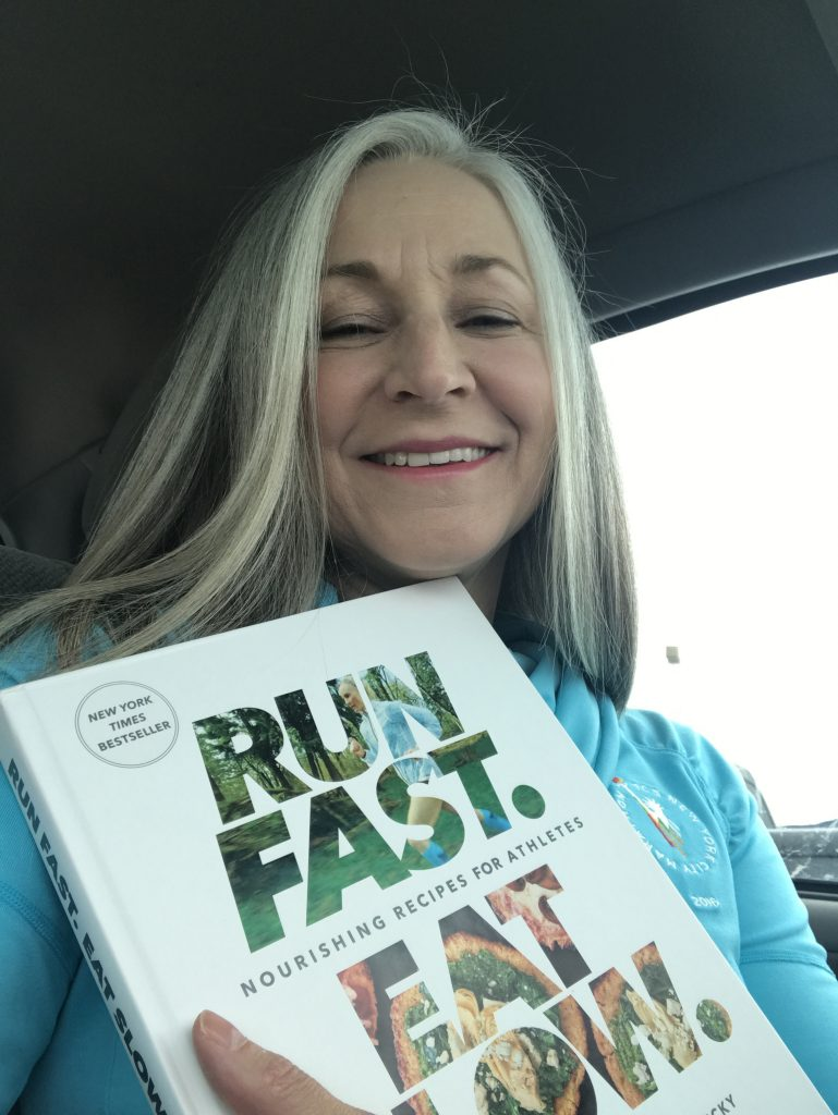 Run Fast Eat Slow Book
