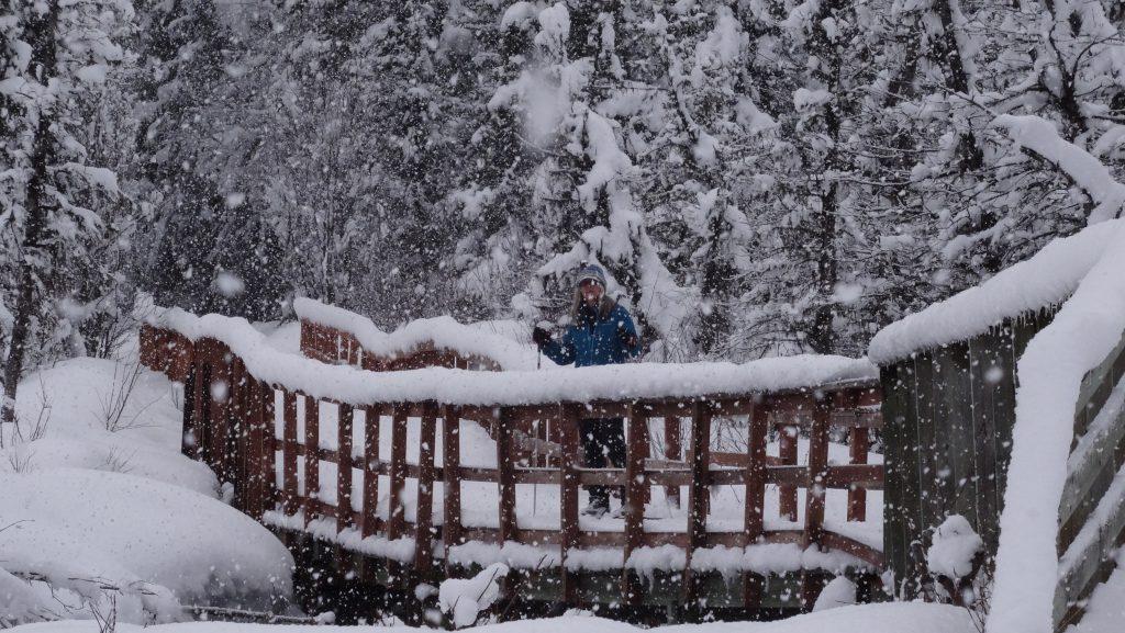 ERNC Ski Trails