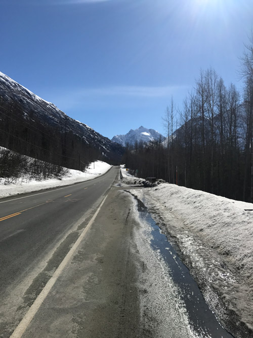 Running the hills