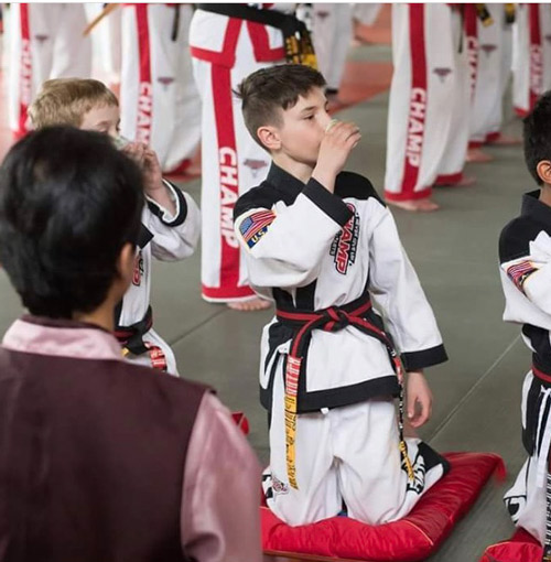 Black Belt Ceremonial Tea