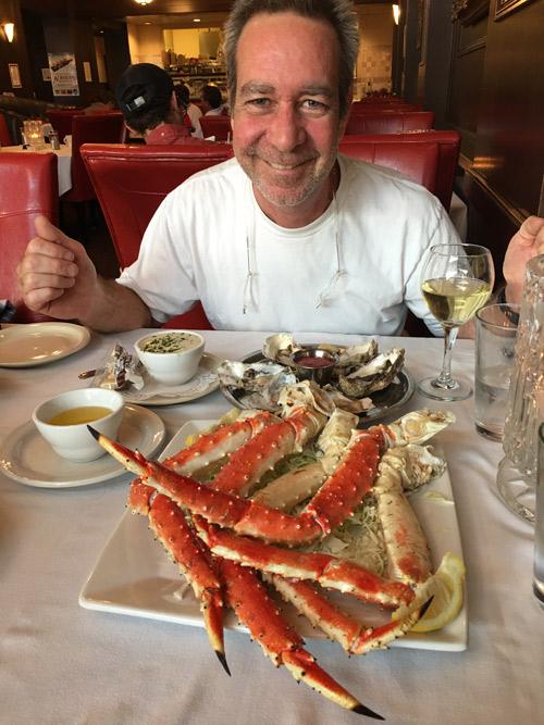 King Crab In Alaska