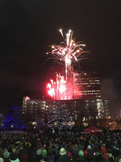 Fireworks Anchorage 2018