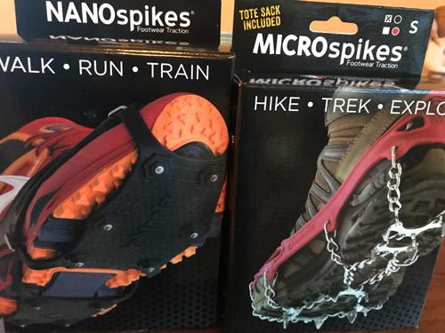 Nano and Micro spikes